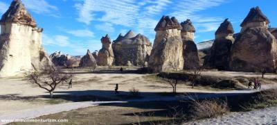 Kapadokya Seni Bekliyor!