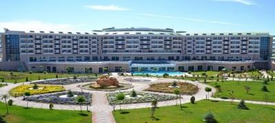 Afyon Sandıklı'da 5* Safran Otelde 4 Gece 5 Gün Termal Tatil